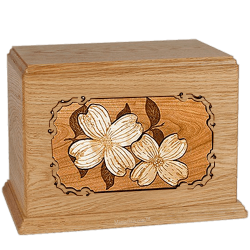 Dogwood Oak Companion Urn