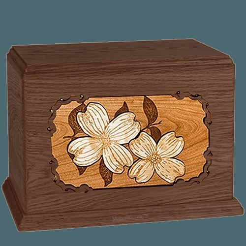 Dogwood Walnut Companion Urn