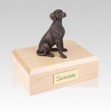Dalmatian Bronze Medium Dog Urn