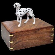 Dalmatian Doggy Urns
