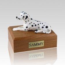 Dalmatian Large Dog Urn