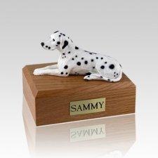 Dalmatian Medium Dog Urn