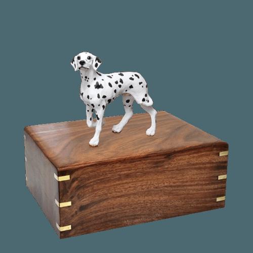 Dalmatian Medium Doggy Urn