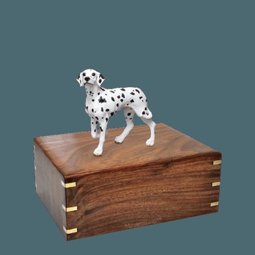 Dalmatian Small Doggy Urn