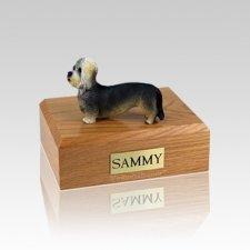 Dandie Dinmont Terrier Small Dog Urns