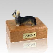 Dandie Dinmont Terrier X Large Dog Urn