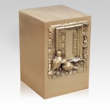 Darling Bronze Cremation Urn