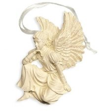 Daydreamer Angel Keepsake Ornament