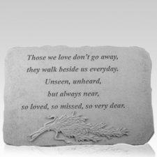 Dear Rosemary Memorial Stone