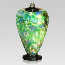 Deco Companion Cremation Urn