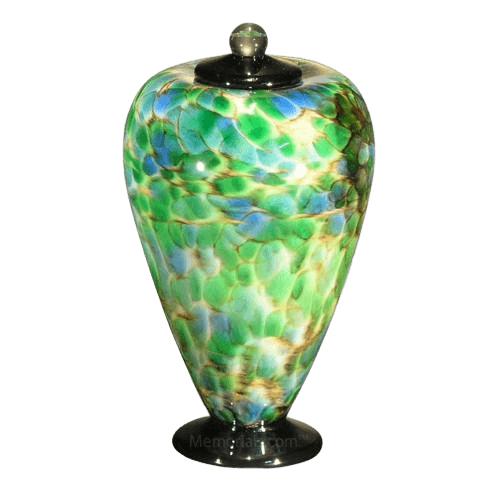 Deco Companion Cremation Urn