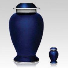 Deep Sapphire Cremation Urns