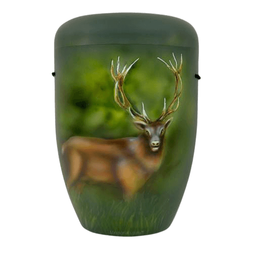 Deer Biodegradable Urn
