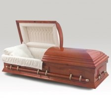 Deerfield Wood Casket