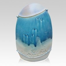 Delmar Ceramic Cremation Urn