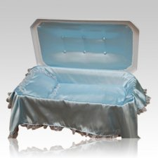 Heavenly Large Pet Casket