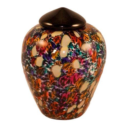 Desierto Glass Pet Cremation Urn