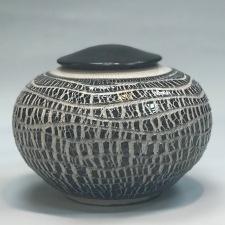 Desierto Raku Cremation Urn