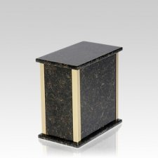 Designer Verde Granite Medium Urn