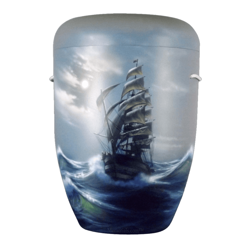 Corsair Biodegradable Urn