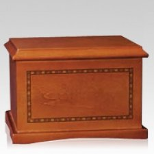Dignidad Wood Cremation Urns