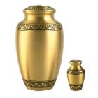 Dignity Bronze Cremation Urns