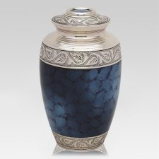 Dignity Floral Cremation Urn