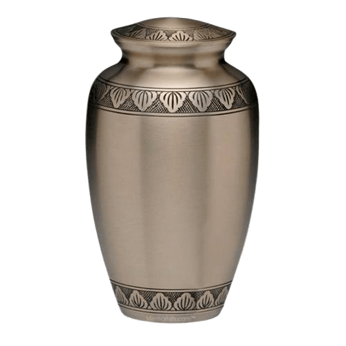 Dignity Pewter Cremation Urn