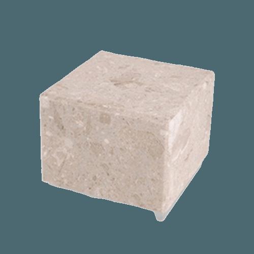 Dignity Silver Perlato Medium Urn