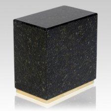 Dignity Verde Granite Cremation Urn