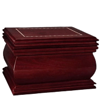 Digno Wood Cremation Urn