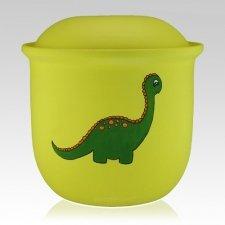 Dinosaur Child Urn