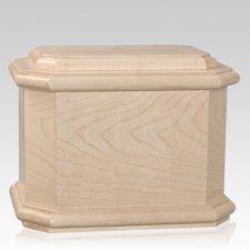 Diplomat Wood Cremation Urn III