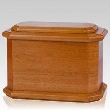 Diplomat Wood Cremation Urn IV