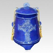 Divine Ceramic Cremation Urn