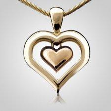 Divine Heart Keepsake Pendant