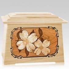 Dogwood Maple Aristocrat Cremation Urn
