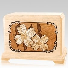 Dogwood Maple Hampton Cremation Urn