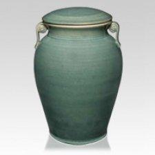 Doric Companion Cremation Urn