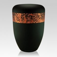 Dreamers Black Copper Biodegradable Urn
