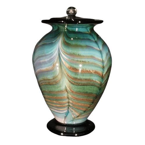 Dreamland Glass Cremation Urn