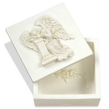 Dreamy Angel Memory Box