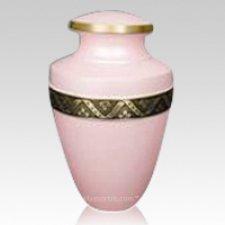 Lady Cremation Urn