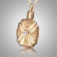 Duchess Gothic Diamond Cremation Pendant