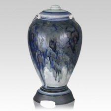 Dynasty Ceramic Cremation Urn