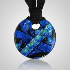 Blue Embrace Ash Pendant