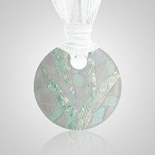 Green Eternity Small Ash Pendant