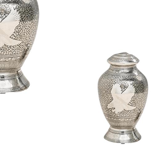 Eagle Keepsake Cremation Urn