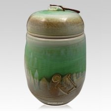 Earth Spirit Cremation Urn