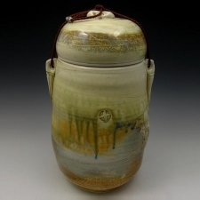 Earth Water Cremation Urn